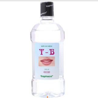 Nước súc miệng T-B 500ml