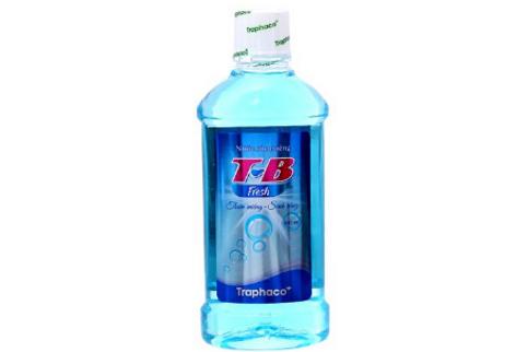 Nước súc miệng T-B Fresh Traphaco