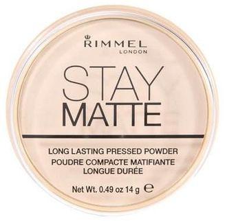 Phấn phủ kiềm dầu Rimmel Stay Matte Powder của Anh