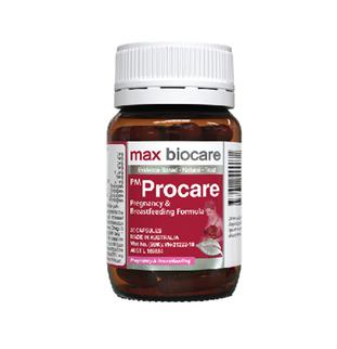 Viên uống Procare Max Biocare - Vitamin tổng hợp cho bà bầu