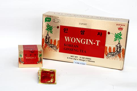 Trà nhân sâm Hàn Quốc Wongin-T