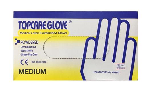 Găng tay y tế TopCare Glove