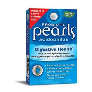Viên Bổ Sung Lợi Khuẩn Nature's Way Pearls Acidophilus