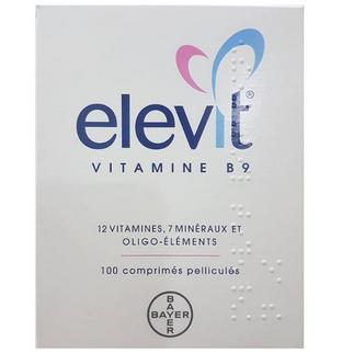 Elevit Vitamin B9 - Bổ sung vitamin tổng hợp cho bà bầu