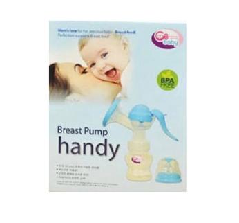 Máy hút sữa cầm tay GB Baby không BPA chính hãng Hàn Quốc