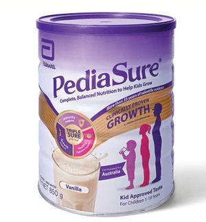 Sữa PediaSure Úc cho trẻ từ 1 - 10 tuổi