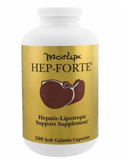 Viên uống hỗ trợ gan Hep-Forte 500 viên của Mỹ