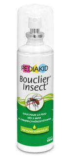 Xịt chống muỗi Pediakid Bouclier Insect cho bé