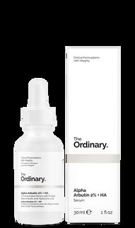 Serum hỗ trợ dưỡng trắng The Ordinary Alpha Arbutin 2% + HA