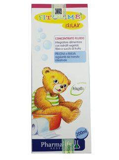 Siro Isilax bổ sung chất xơ, chống táo bón cho bé