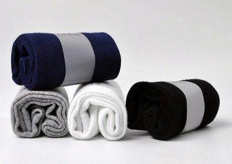 Tất nam Kaffdare Nhật Bản hỗ trợ khử mùi hôi chân hộp 10 đôi