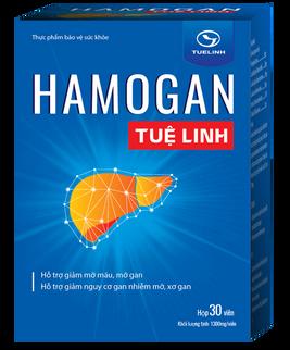 Viên uống hỗ trợ tăng cường chức năng gan Hamogan Tuệ Linh