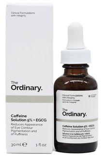 Tinh chất dưỡng mắt The Ordinary Caffeine Solution 5%