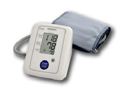 Máy đo huyết áp bắp tay Omron HEM-7117 chính hãng