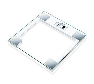 Cân sức khỏe điện tử mặt kính trong Beurer GS11