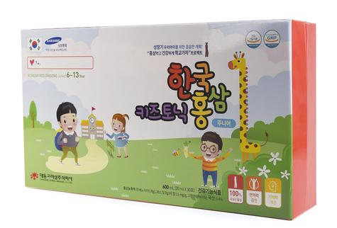 Hồng Sâm Cho Trẻ Em Từ 6 -13 Tuổi Korean Red Ginseng Junior