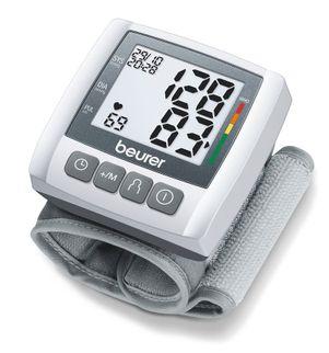 Máy đo huyết áp cổ tay tự động Beurer BC30 chính hãng
