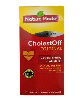 Viên uống hỗ trợ tim mạch Nature Made CholestOff Original