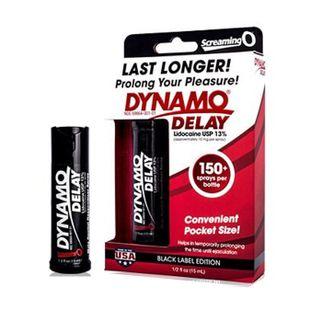 Xịt Dynamo Delay Black Label Edition cao cấp của Mỹ