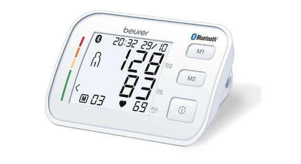 Máy đo huyết áp bắp tay Beurer BM57 chính hãng