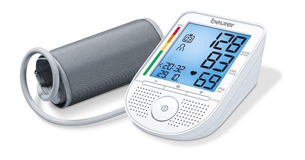 Máy đo huyết áp có loa Beurer BM49 của Đức