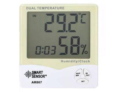 Nhiệt ẩm kế điện tử cảm biến thông minh AR867