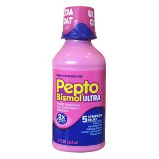 Siro hỗ trợ tiêu hóa Pepto Bismol Ultra 354ml