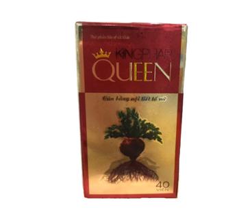 Viên uống cân bằng nội tiết tố nữ Kingphar Queen