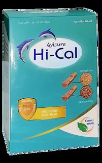 Avisure Hi-Cal bổ sung canxi tự nhiên cho bà bầu