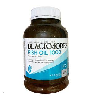 Dầu cá Blackmores fish oil 1000mg chính hãng của Úc