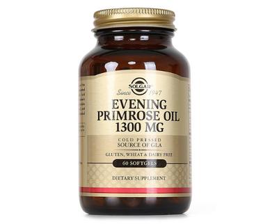 Tinh dầu hoa anh thảo Solgar Evening Primrose Oil 1300mg