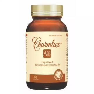 Charmlux Anti-Aging - Viên uống nội tiết tố nữ, làm đẹp da