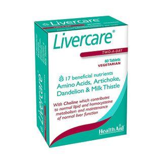 Healthaid LiverCare - hỗ trợ giải độc, bảo vệ gan