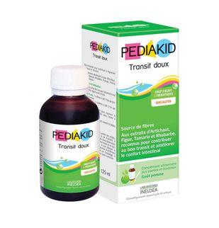 PediaKid Transit doux: Hỗ trợ hệ tiêu hóa hoạt động tốt hơn