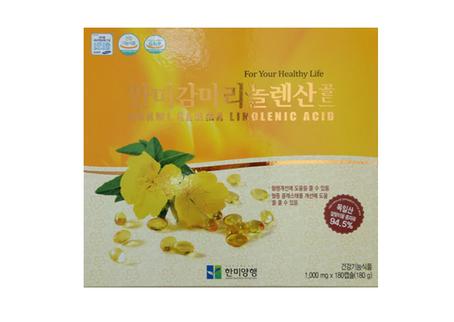 Tinh dầu hoa anh thảo Hanmi Gamma Linolenic Acid của Hàn