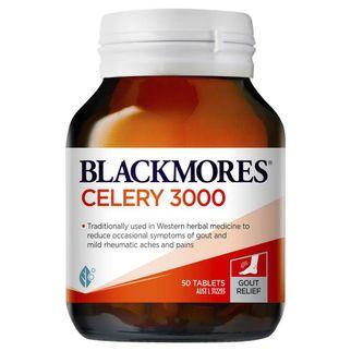 Viên uống Blackmores Celery 3000mg chính hãng của Úc