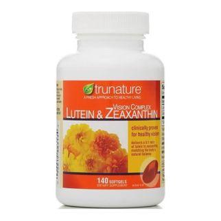 Viên uống hỗ trợ mắt Trunature Lutein & Zeaxanthin 140 Viên