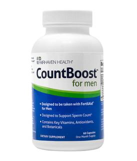 CountBoost for Men - Viên uống cho nam giới của Mỹ 60 viên