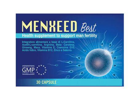 Menxeed Best - hỗ trợ tăng cường sức khỏe sinh sản cho nam