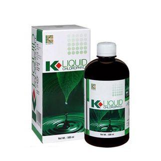 Nước diệp lục Klink Liquid Chlorophyll thanh lọc, giải độc