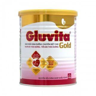 Sữa cho người tiểu đường Gluvita Gold