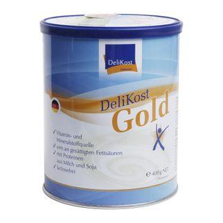Sữa Delikost Gold nguyên liệu hữu cơ giúp bổ sung dinh dưỡng