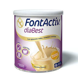 Sữa FonActiv diaBest cho người tiểu đường, ăn kiêng