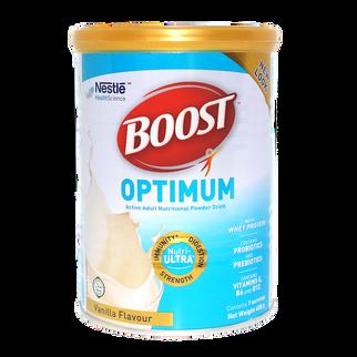 Sữa Nestle Boost Optimum chính hãng Thụy Sỹ