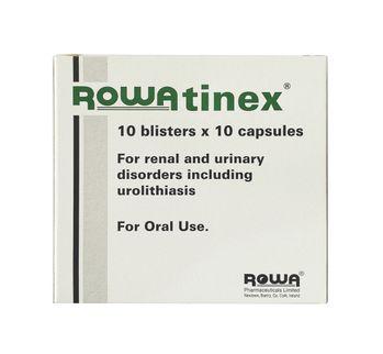 Thuốc điều trị sỏi niệu, sỏi thận Rowatinex