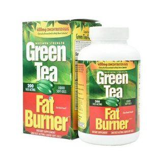 Green Tea Fat Burner hỗ trợ cải thiện cân nặng của Mỹ