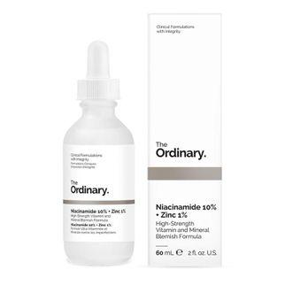 Serum The Ordinary Niacinamide 10% + Zinc 1% hỗ trợ dưỡng ẩm ngừa viêm