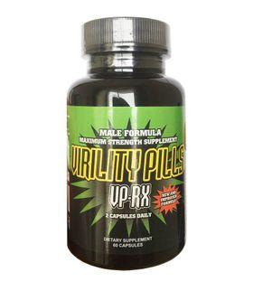 VPRX- Viên uống tăng cường sinh lý nam, tăng kích thước