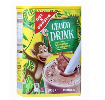 Bột Cacao Choco Drink của Đức 800g