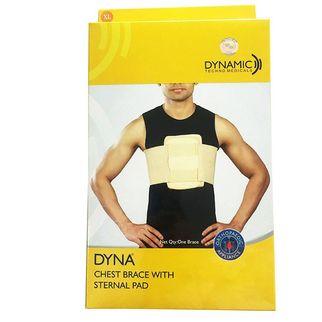 Đai hỗ trợ ngực Dynamic Dyna 1435 có miếng đệm đỡ xương ức